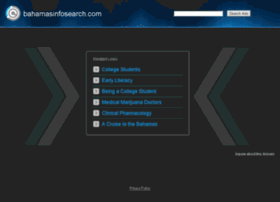 bahamasinfosearch.com