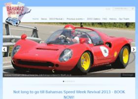 bahamasspeedweek.com