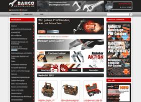 bahco-werkzeuge.de