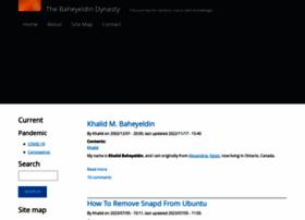 baheyeldin.com