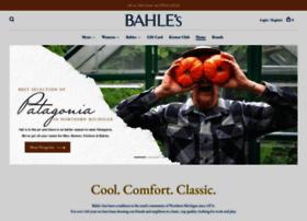 bahles.net