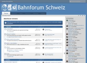 bahnforum.ch