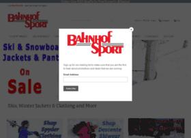 bahnhof.com