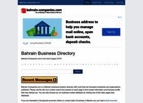 bahrain-companies.com
