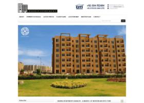 bahriaapartmentskarachi.com