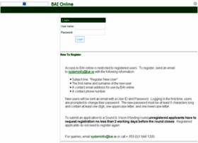 bai.service-now.com