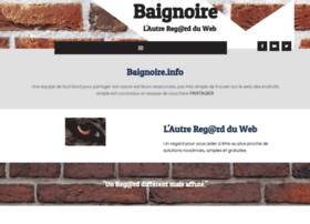 baignoire.info