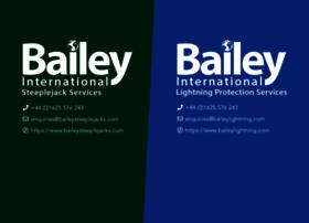 bailey-international.com