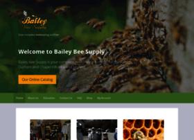 baileybeesupply.com