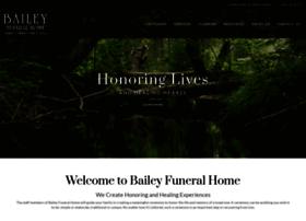 baileyfuneralhome.net