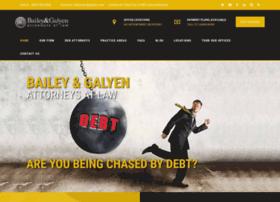 baileygalyenbankruptcylaw.com
