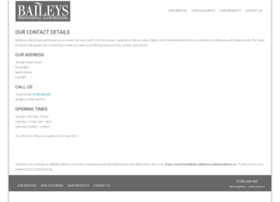 baileys-hairsalon.co.uk