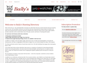 bailyshuntingdirectory.com