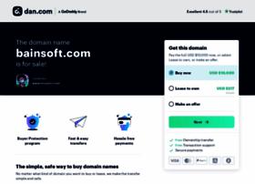 bainsoft.com