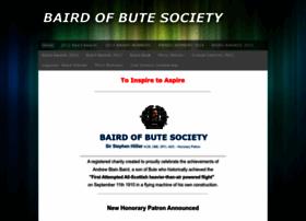bairdofbutesociety.webs.com
