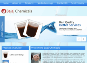 bajajchemicals.com