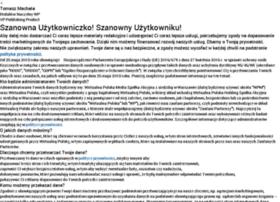 bajeczkowo.webpark.pl