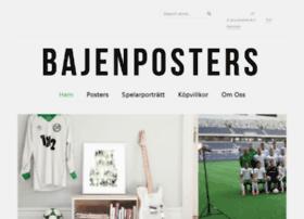 bajenposters.se