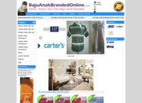 bajuanakbrandedonline.com