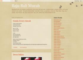 bajubalimurah.com