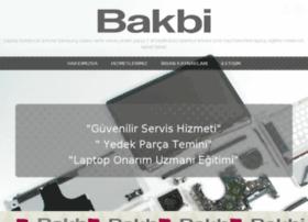 bakbi.com.tr