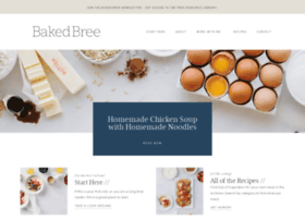 bakedbree.com