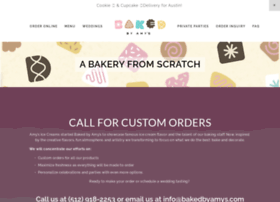 bakedbyamys.com