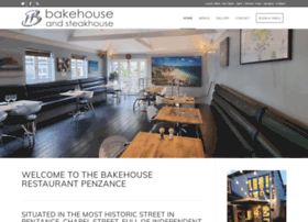 bakehouserestaurant.co.uk
