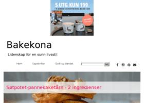 bakekona.blogg.no
