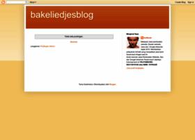 bakeliedjesblog.blogspot.com