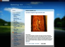 bakeology101.blogspot.com