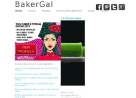 bakergal.com
