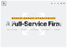 Bakergroupstrategies.com