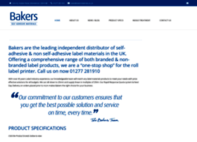 bakermaterials.co.uk