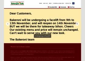 bakeroni.com