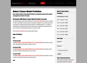 bakersdozen.sabrient.com