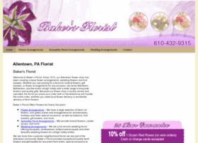 bakersflorist-flowershop.com