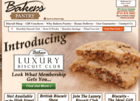 bakerspantry.co.uk