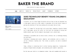 bakerthebrand.com