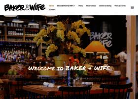 bakerwife.com