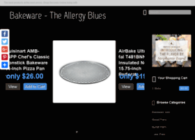 bakeware.theallergyblues.com