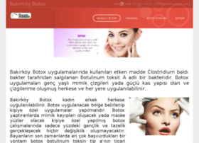 bakirkoybotox.com