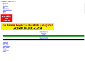 bakirkoykent.com