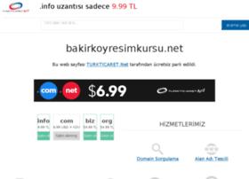 bakirkoyresimkursu.net