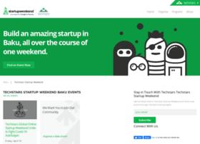 baku.startupweekend.org