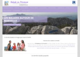 baladeenprovence.com