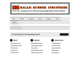 balaji-rubber.in