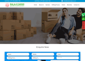 balajicargo.co.in
