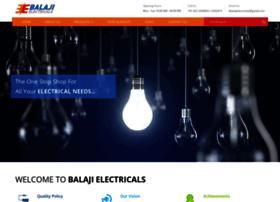 balajielectricals.com
