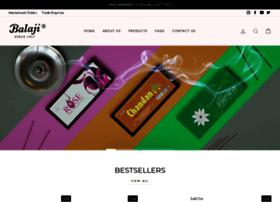 balajiincense.com